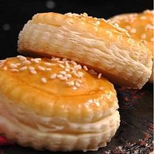 酥饼泡打粉,千层酥饼图片