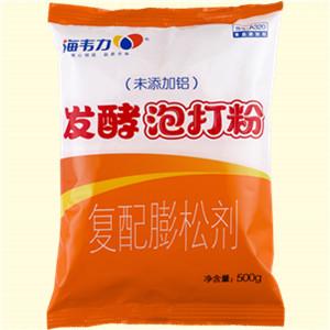 小米面发糕发酵泡打粉的用法简介,发酵泡打粉