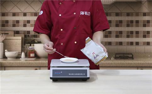 小米面发糕发酵泡打粉的用法简介,称量酵母