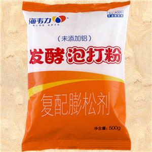高粱面发糕发酵泡打粉的用法简介,发酵泡打粉