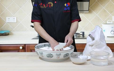 发面烤饼发酵泡打粉的用法简介,泡打粉的用法