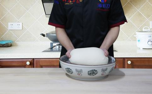 发面烤饼发酵泡打粉的用法简介,发面烤饼的和面
