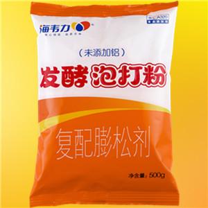 荷叶饼发酵泡打粉的用法简介,发酵泡打粉