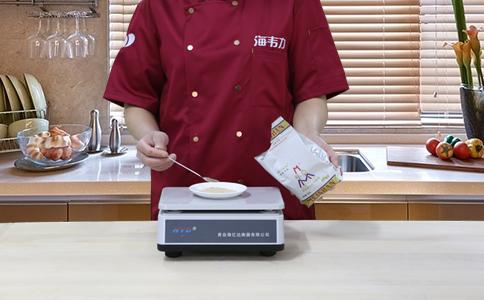 荷叶饼发酵泡打粉的用法简介,称量酵母
