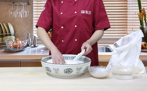荷叶饼发酵泡打粉的用法简介,泡打粉的用法